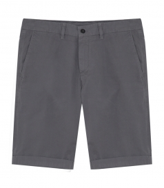 UNIVERSITY STYLE SHORTS WITH AMERICAN POCKETS