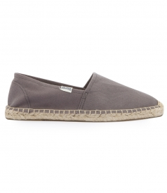 SHOES - SOLID ORIGINAL GREY DALI ESPADRILLE