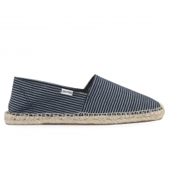 SHOES - STRIPE ORIGINAL DENIM BLUE ESPADRILLE