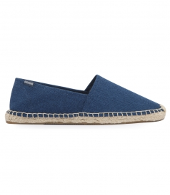 SHOES - SOLID ORIGINAL INDIGO DALI SLIP ON ESPADRILLE