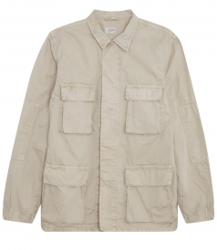 JACKETS - JORDON MILITARY JACKET FT FOUR POCKET & BUTTON UP FRONT CLOSURE