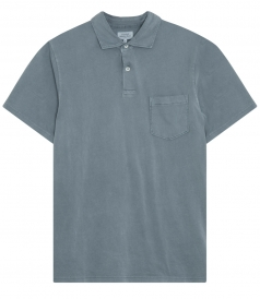 SHORT SLEEVE JERSEY POLO FT CHEST POCKET