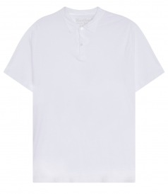 HEATHER ULTRA-LIGHT JERSEY POLO
