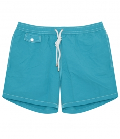 CLOTHES - POCHETTE BOXER SWIM SHORTS