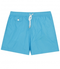 CLOTHES - ULTRA LIGHT BOXER SWIM SHORT WITH DRAWSTRING WAIST