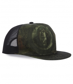 HATS - DOLLAR PRINTED MESH CAP