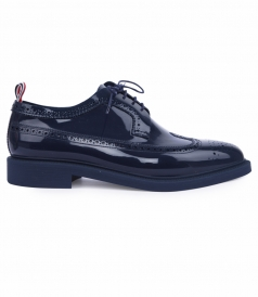 CLASSIC LONGWING BROGUES FT PERFORATED DETAILING