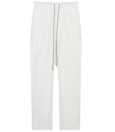 JOGGING PANTS WITH DRAWSTRING ELASTICATED WAIST