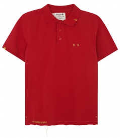 PREPSTER REGULAR FIT SHORT SLEEVE POLO