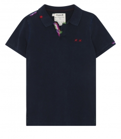 GIPSY PREPSTER SLIM FIT SHORT SLEEVE POLO