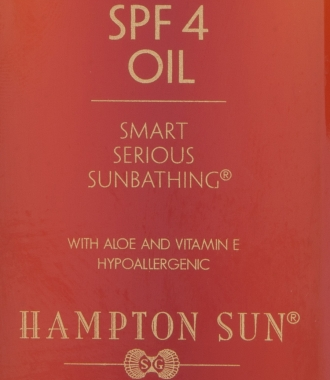 HYDRATING SPF 4 OIL
