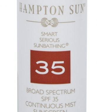 SPF 35 CONTINUOUS MIST IN TRAVEL SIZE