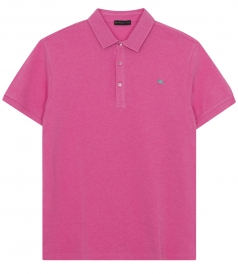 CLOTHES - CLASSIC PIQUE SHORT SLEEVE POLO SHIRT IN COTTON