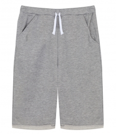 SHORTS - SARDINIA MID-LENGTH SHORTS FT DRAWSTRING WAIST
