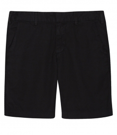 SHORTS - LIGHT TWILL MEDIUM RISE SLIM LEG BERMUDA SHORT