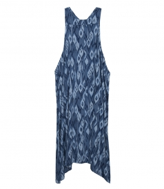 ATLANTIS TULUM PRINTED LONG DRESS
