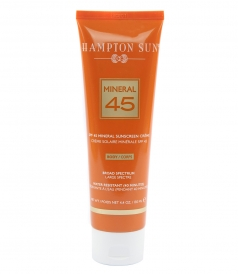 BEAUTY - SPF 45 MINERAL BODY CREME