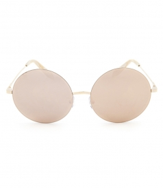 VICTORIA BECKHAM SUNGLASSES - FEATHER ROUND SHAPE SUNGLASSES