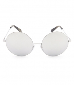 VICTORIA BECKHAM SUNGLASSES - FEATHER ROUND FRAMED SUNGLASSES