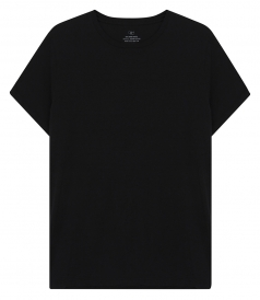 SUPIMA SHORT SLEEVE CREWNECK TEE