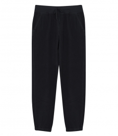 SUPIMA FLEECE SWEATPANT FT RIBBED ANKLE CUFFS