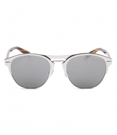 DIOR CHRONO FT METAL FRAME & CONTRASTING ACETATE TEMPLES