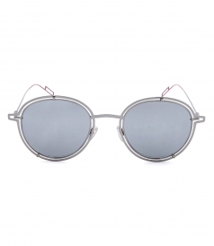 DIOR 210S METALLIC SUNGLASSES FT DOUBLE FRAME
