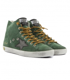 FRANCY HIGH TOP SNEAKERS