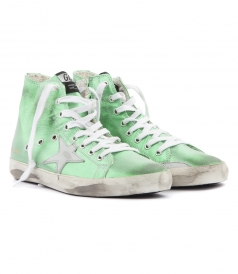 SHOES - FRANCY HIGH TOP SNEAKERS