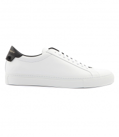 URBAN STREET LOW SNEAKERS IN LEATHER