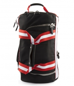GIVENCHY BAND BACKPACK IN NYLON