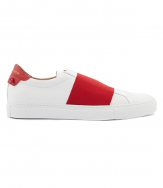 ELASTICATED STRAP SNEAKERS
