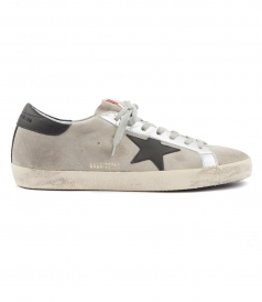 SHOES - SUPERSTAR SNEAKERS IN GREY