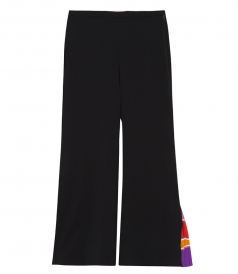 SALES - CROPPED HIGH-WAISTED TROUSERS