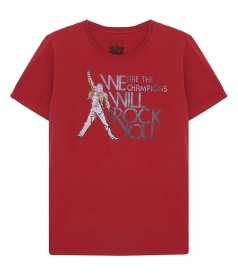 WE WILL ROCK YOU T-SHIRT