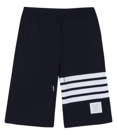 CLASSIC SWEAT SHORTS FT 4-BAR STRIPE