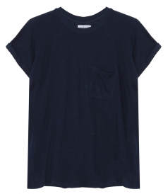 VELVET BY GRAHAM & SPENCER - CREW NECK TEE