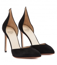 CAMOSCIO POINTED PUMPS