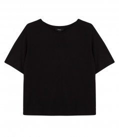 ELIGIA SCOOP NECK T-SHIRT