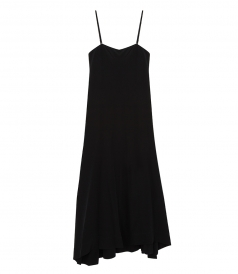 DREWIE SQUARE NECK DRESS