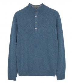 PULLOVERS - HIGH NECK JUMPER