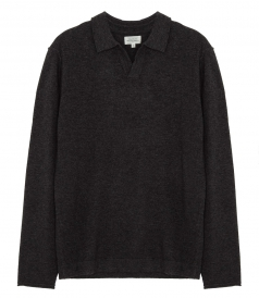 KNITWEAR - WOOL & CASHMERE PULLOVER