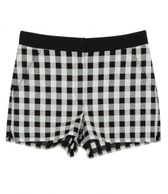 CLOTHES - CARSON GINGHAM SHORTS