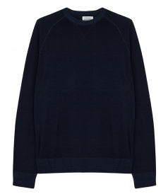 EXTRAFINE WOOL SWEATER