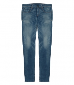 JEANS - STONEWASHED REGULAR JEANS