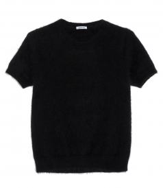 LANGY SHORT SLEEVE SWEATER
