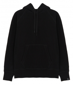 RACER STICH DETAILING HOODIE