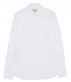 CLOTHES - CLASSIC WHITE SHIRT