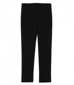LACHI SLIM FIT CROPPED TAILORED TROUSERS