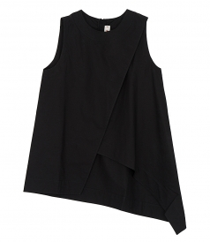 ASYMMETRIC TANK TOP